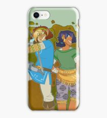 BotW - I got your back iPhone Case/Skin