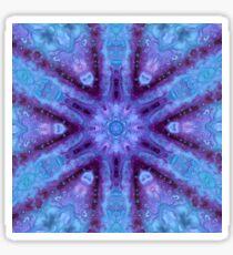 Abstract Mandala Sticker