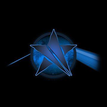 STR Side (Blue) by MSteiner