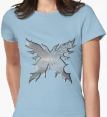 The Loft Butterfly Womens Fitted T-Shirt
