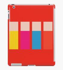 Sgt. Pixel iPad Case/Skin