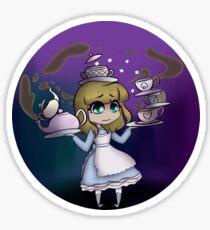 Alice, It's Tea Time! Sticker