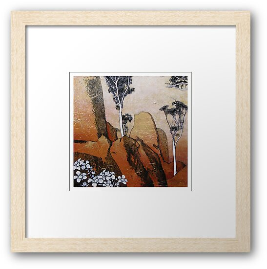 """""""Eucalyptus 2"""" by Karyn Fendley"""
