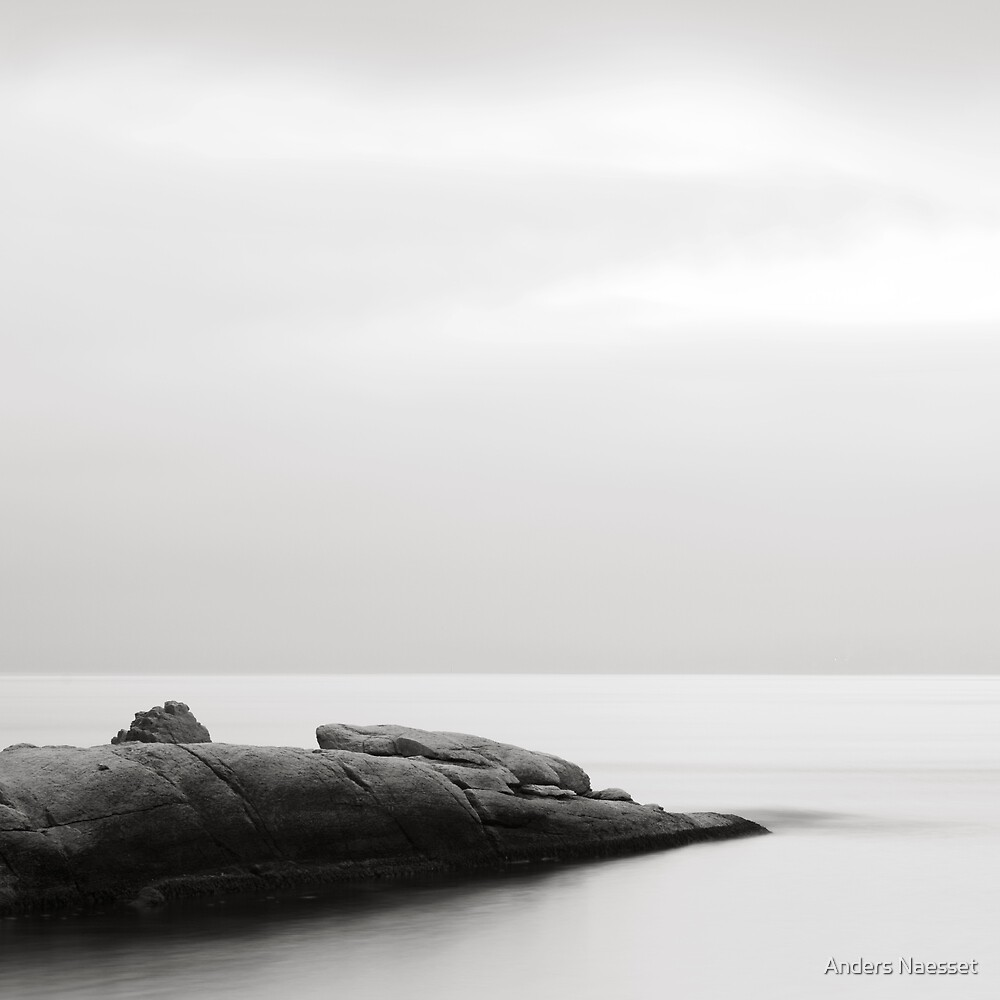 Oslofjord Coastline 02 by Anders Naesset