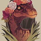 Clever Girl by PencilCat