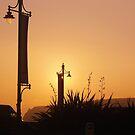 december sunset by brucemlong