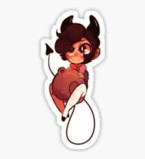 Human!Pinky Sticker