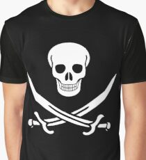 Pirate Graphic T-Shirt