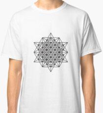 Isotropic Vector Matrix Classic T-Shirt
