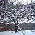 My Tree in Winter by Gilberte