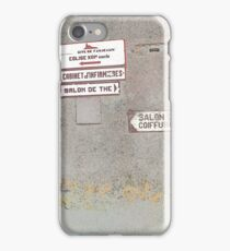 Lost in translation ..  iPhone Case/Skin