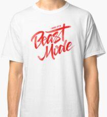Beast Mode - Red - Big Sean Classic T-Shirt