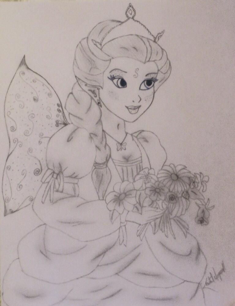 Fairy princess by kristal ingersoll