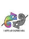 Chameleon - I don't do change well by jitterfly