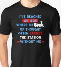 Getting Older Design Unisex T-Shirt