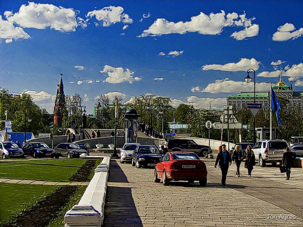 Around Moscow2e by Jon Ayres