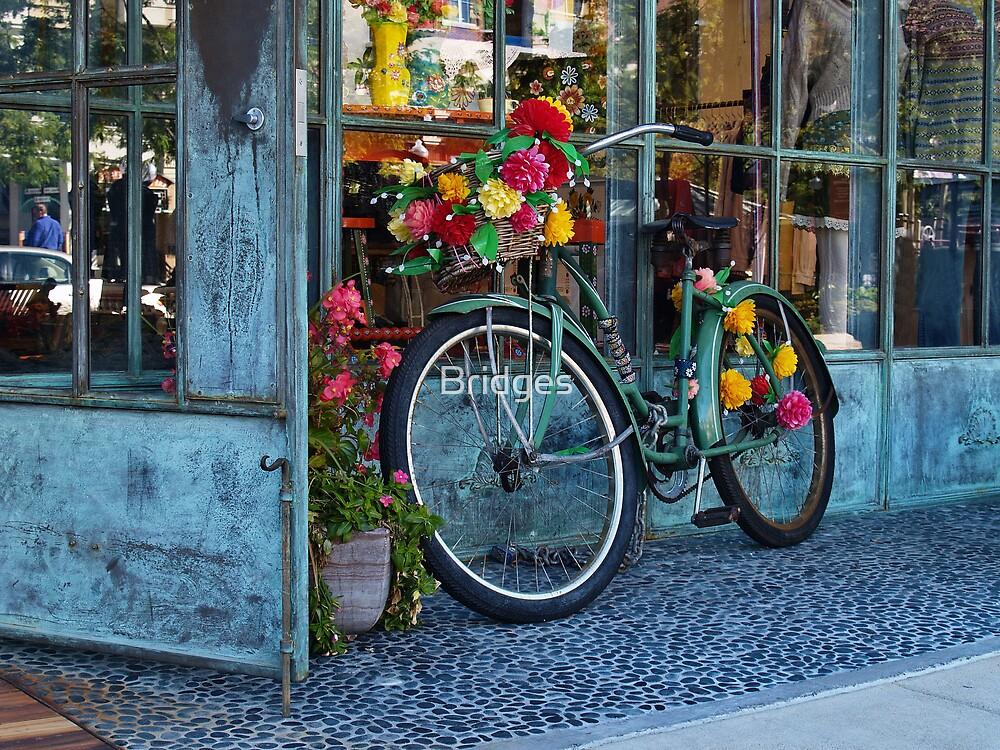Flower Power Bike by Bridges