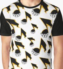 p5 musical note tile Graphic T-Shirt