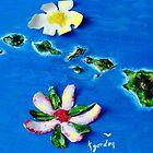 ISLAND DREAMS by WhiteDove Studio kj gordon