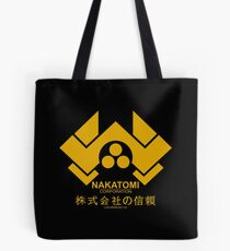 Los Angeles Nakatomi Corporation Tote Bag