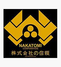 Los Angeles Nakatomi Corporation Photographic Print