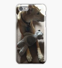 Gracie and friend iPhone Case/Skin