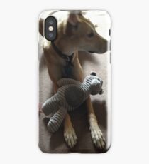 Gracie and friend iPhone Case