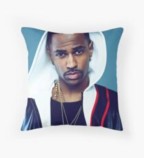 KONSER DATE 2017 sean big yantor tiga Throw Pillow