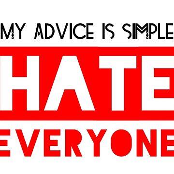 Hate everyone by Chronos82