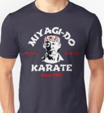 Dojo Karate Miyagi Do Slim Fit T-Shirt