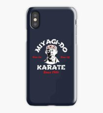 Dojo Karate Miyagi Do iPhone Case/Skin
