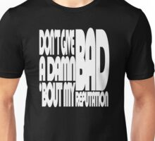 Bad Reputation - Joan Jett Unisex T-Shirt