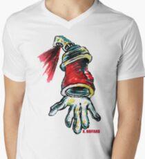 Krypto  Men's V-Neck T-Shirt