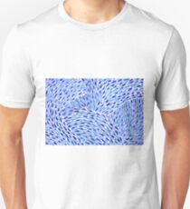 Vincent Blue Unisex T-Shirt
