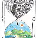 Hourglass by Ercan BAYSAL