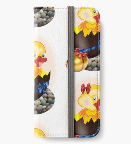 Easter Chick (4660 Views) iPhone Wallet