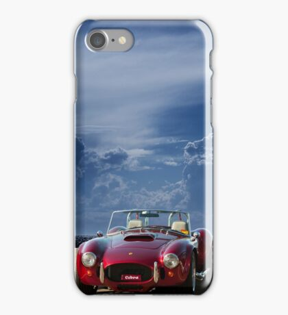 at the Bay.. iPhone Case/Skin