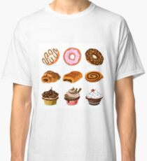 Sweets Collection Classic T-Shirt