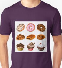 Sweets Collection Unisex T-Shirt
