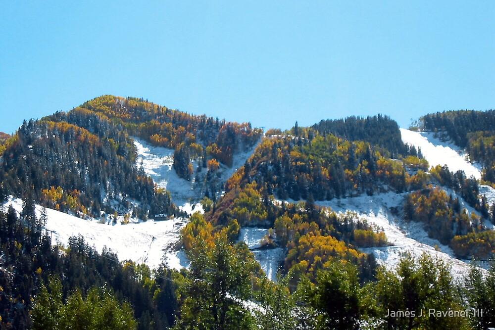 The Slopes, Aspen, Colorado by James J. Ravenel, III