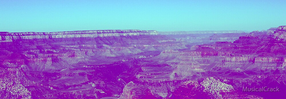 Lavender Canyon by MusicalCrack