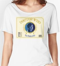 The Time Lord CHRONIC Women's Relaxed Fit T-Shirt