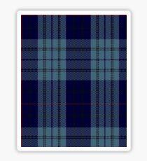 Roberts of Wales Clan/Family Tartan  Sticker