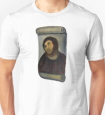 'Jesus, Why You Look Like a Shark?' Unisex T-Shirt