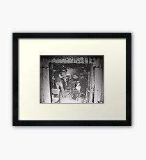 The Sumerians #4 Framed Print
