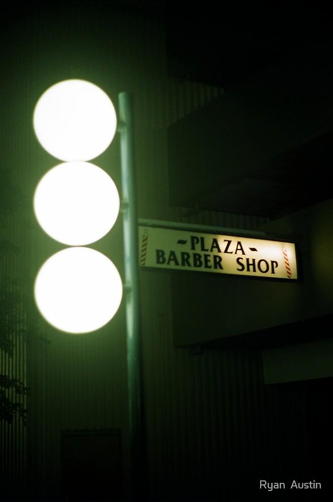 barbershop by Ryan  Austin