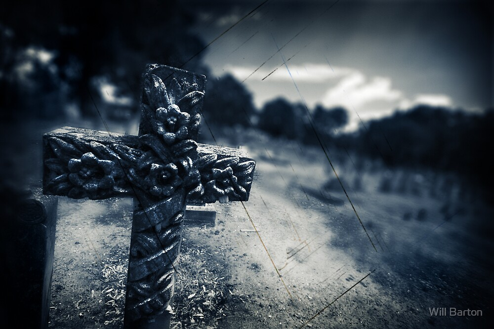 Anon's Cross by Will Barton