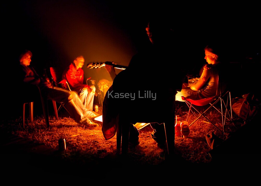 Campfire by Kasey Lilly