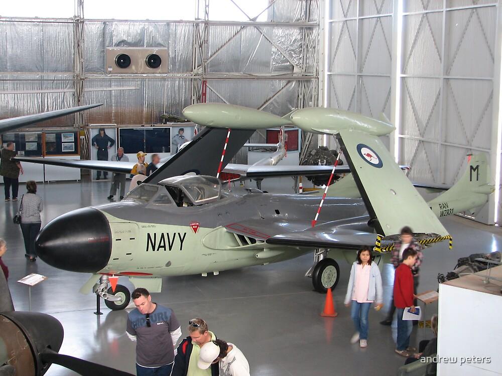 Navy Venom by andrew peters