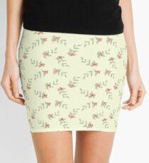 Tiny Flowers  Mini Skirt